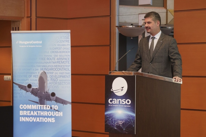 CANSO Global ATM Safety conference - Budapest