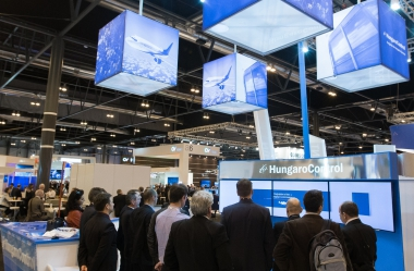 HungaroControl to showcase its most recent research, development and innovation achievements in Madrid