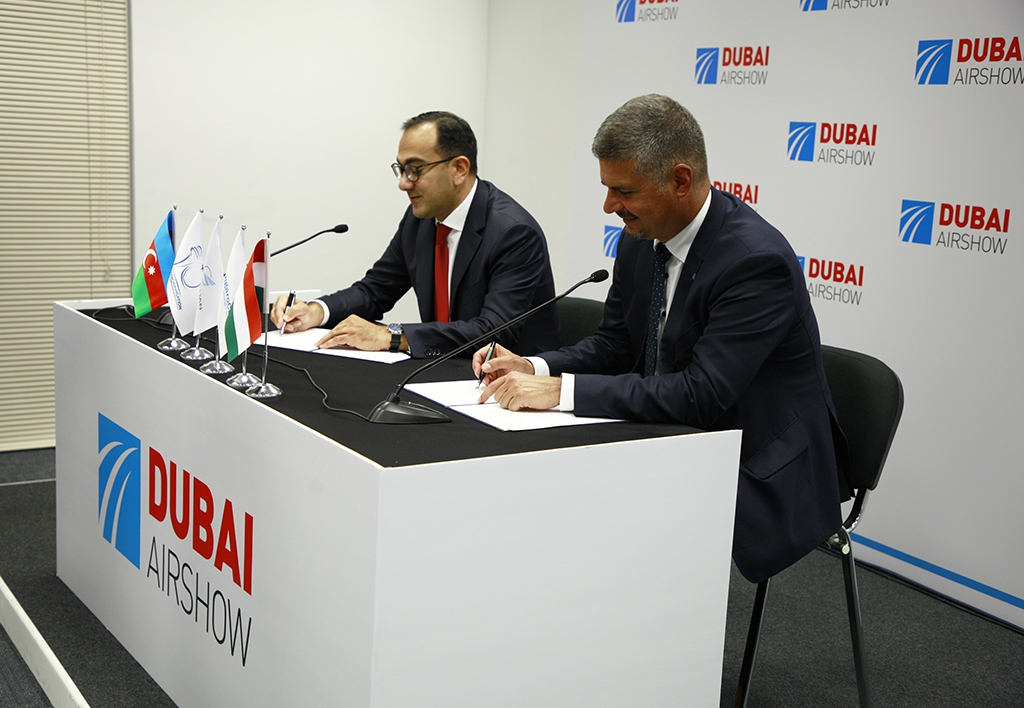 AZANS and HungaroControl strengthen cooperation to develop the Eurasia-Europe flight corridor